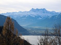 Swiss Alps... will be there in December ;-)
