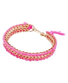 BIK BOK Danny Bracelet Just need the right chain and it would be do-able!