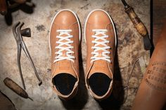 Adidas Originals' New Stan Smith Horween Leather Pack - Cool Hunting