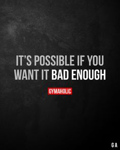 We inspire you to become the best version of yourself, physically and mentally Try our free Gymaholic Fitness Workouts App. Fitness Motivation Quotes, Weight Loss Motivation, Athlete Motivation, Workout Motivation, Daily Inspiration Quotes, Fitness Inspiration, Gyms Near Me, Gym Quote, Motivational Quotes For Students