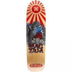 H-Street Skateboards H-Street T-Mag Bat Magzilla Deck 8.5x32.9