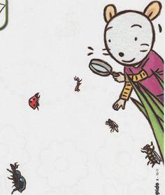 Begeleide of zelfstandige activiteit - Kriebelbeestjes!