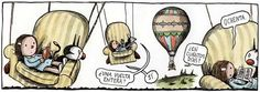 Enriqueta y Fellini - Leyendo a Julio Verne :)