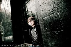 Edgy high school senior grad photos by www.canazziphoto.com