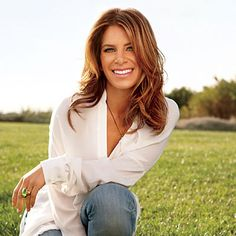 """""""I need at least 160 beats a minute—I need energy in my workouts,"""" says Jillian Michaels, The Biggest Loser trainer and author of Slim for Life. Get her playlist HERE: http://news.health.com/2013/02/11/jillian-michaels-playlist/#"""