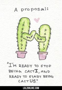 I'm Ready To Stop Being Cacti And Ready To...#funny #lol #lolzonline