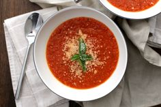 Roasted Tomato Soup Recipe - Genius Kitchen