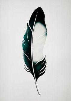 Bildergebnis für magpie feather tattoo