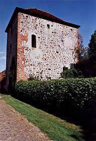 Mittelalterlicher Wohnturm (2007)