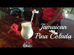 Jamaican Pina Colada Recipe | Cook Like A Jamaican
