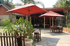 Chit Chat Café: Relaxing restaurant in Lusaka, Zambia serving tasty light dishes