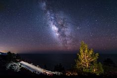 Good night world #california #route1 #highway1 #bigsur #nightsky #milkyway #stars #goodnight #travellingmeiers #wanderlust #natgeo #lonelyplanet #huffpostgram #sweetdreams #calocals - posted by Zach & Patrick Meier https://www.instagram.com/travelling_meiers - See more of Big Sur, CA at http://bigsurlocals.com