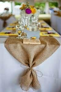 "Image detail for -... cake, natural ""green"" wedding, cotton bouquet, burlap wedding ideas"