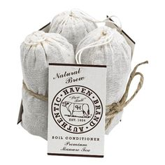 Authentic Haven Brand Natural Brew is one of the 16 gardening gift ideas from the GiftBug: manure-tea