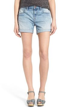 Free shipping and returns on Treasure&Bond Cuffed Denim Boyfriend Shorts (Gravel Light Vintage) at Nordstrom.com. Ultra-faded stretch-denim shorts are ideal for off-duty dressing, thanks to casually cuffed hems and an easy boyfriend-style fit.When you buy Treasure&Bond, Nordstrom will donate 2.5% of net sales (that's 5% of net profits) to organizations that work to empower youth.