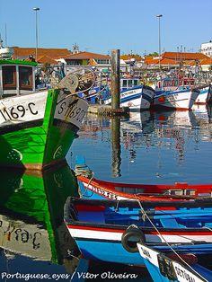 Porto de Pesca de Setúbal - Portugal
