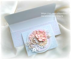 Handmade Envelopes, Card Envelopes, Fancy Fold Cards, Folded Cards, Henna Designs, Cute Cards, Flowers, Blog, Crafts