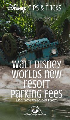 disney new resort parking fees and how to avoid them polkadotsandpixiedust.com
