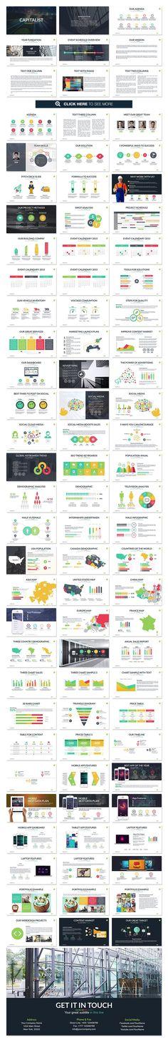 MEGA EMPIRE Powerpoint Bundle by Slidedizer on @creativemarket