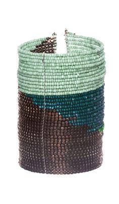 Bobbi Cuff Turquoise - Plümo Ltd