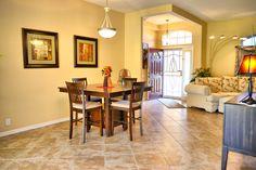 TROPICAL FLORIDA DINING ROOM. Parrish Florida Real Estate, Manatee County, Jordan Chancey www.Jordan-Chancey.com