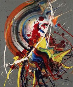 View Matsuri no Hi by Kazuo Shiraga on artnet. Browse upcoming and past auction lots by Kazuo Shiraga. Kazuo Shiraga, Abstract Expressionism, Abstract Art, Art Moderne, Acrylic Art, Oeuvre D'art, Japanese Art, American Art, All Art