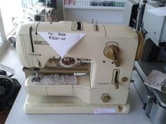 Bernina Record