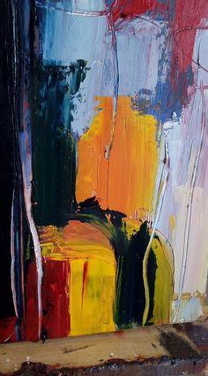 detalhe de uma pintura.90 cm x 1.40 m