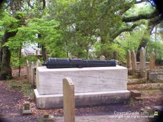 The Old Burying Ground - Beaufort, North Carolina & Carteret County NC> On the Crystal Coast