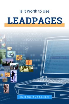 Is Leadpages software a good idea for your online business? Learn all about Leadpages, prices, how it works, landing pages, design, pros and cons. Kaizen Sigma helps local businesses with time-tested marketing techniques, strategy, content marketing, social media management, advertising and video production. Follow for tips and hacks for entrepreneurs. #businesstips #onlinebusiness Online Marketing Tools, Digital Marketing Strategy, Content Marketing, Make Business, Business Tips, Online Business, Time Tested, Marketing Techniques, Kaizen