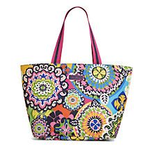 Large Family Tote in Marrakesh | Vera Bradley