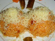 Srbské rizoto - Frau.cz Risotto Recipes, Rice Recipes, Gnocchi, Bon Appetit, Food Videos, Ale, Good Food, Food And Drink, Dishes