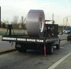 Emergency Bridge Repair Team