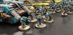 davetaylorminiatures: Old Line Massacre - The Armies