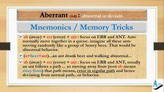 26 A Vocabulary Memory Tricks Ideas Vocabulary Word Play Words