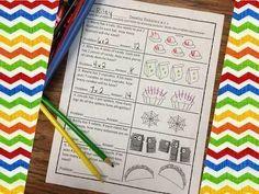 Beginning Multiplication Worksheets | Multiplication ...