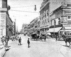 Ciudad de Mexico , 1910 . . . // Mexico City 1910 . . . @swami1951