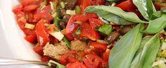 Multa paucis: elogio della panzanella