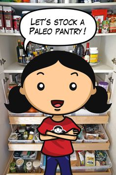 Stocking Your Paleo Pantry Nom Nom Paleo® - Paleo Rules Paleo On The Go, Paleo Whole 30, How To Eat Paleo, Whole 30 Recipes, Going Paleo, Nom Nom Paleo, Paleo Recipes, Real Food Recipes, Paleo Food