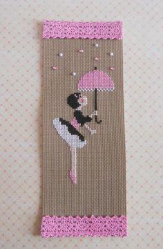 Marque page La petite danseuse : Marque-pages par lutine76
