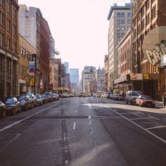 Street view in Manhattan / Photo by Pavel Bendov