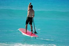 10 Reasons Stand-Up Paddleboarding is Actually a Killer Workout