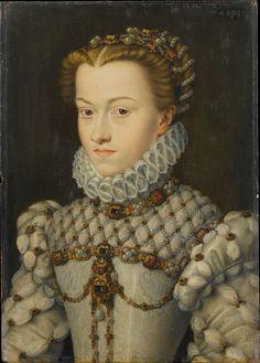 1571 Elizabeth of Austria