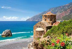 Book Crete Villas For 2016 Crete Holidays Now! - Crete Holiday Homes Countries Around The World, Around The Worlds, Crete Holiday, Holiday Booking, Crete Island, Crete Greece, Wanderlust Travel, Phuket, Monument Valley