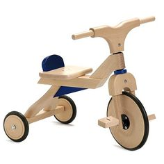 Buy Trike Bicyclettes d'enfant in Lint Belgique — from Peter hallemans, s. Woodworking Projects For Kids, Woodworking Toys, Diy Wood Projects, Wood Crafts, Toddler Toys, Kids Toys, Le Tricycle, Baby Bicycle, Wood Toys