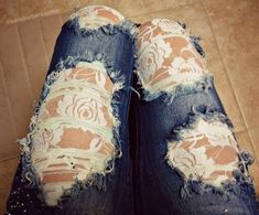 tights under ripped jeans4