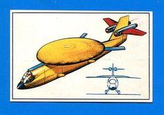 ARMI E SOLDATI - Edis 71 - Figurina-Sticker n. 456 - DISCO VOLANTE -Rec