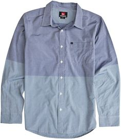 QUIKSILVER LIGHT HEADED LS SHIRT > Mens > Clothing > New | Swell.com