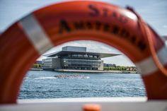 Clipper Stad Amsterdam på besøg i København  Foto: Rasmus Kramer Schou