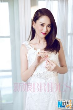 Joe Chen poses for fashion magazine | China Entertainment News